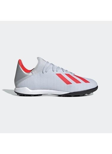 adidas Halı Saha Ayakkabısı Gri